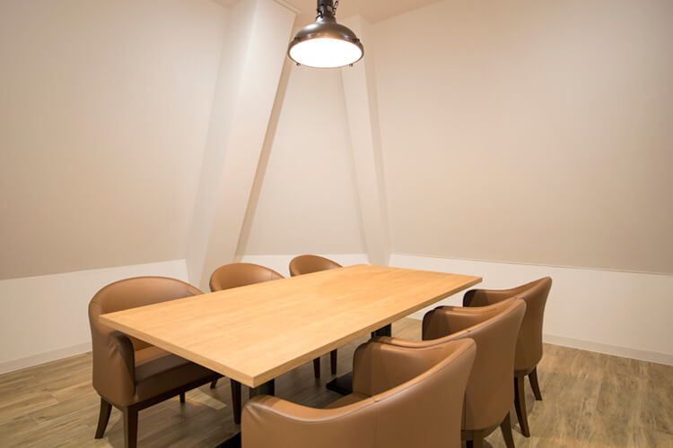 BIRTH 虎ノ門 MEETING ROOM